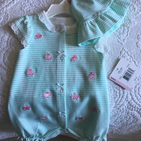 Little Me Other - Ready for spring cute 2 piece set